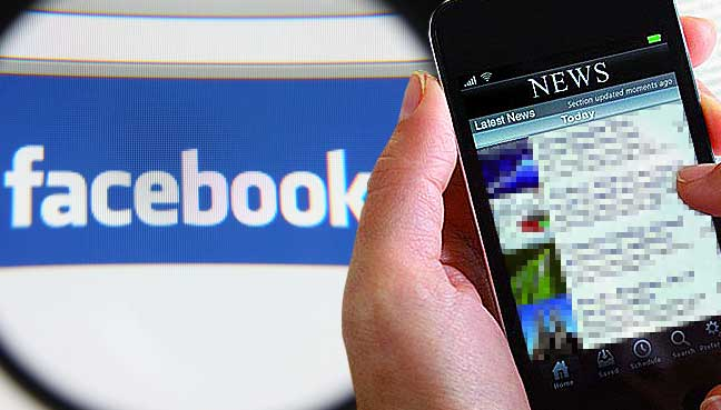 Pros and cons of reading news on social media | Free ...