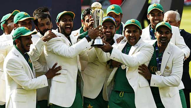Sarfraz Ahmed named captain of ICC Champions Trophy XI