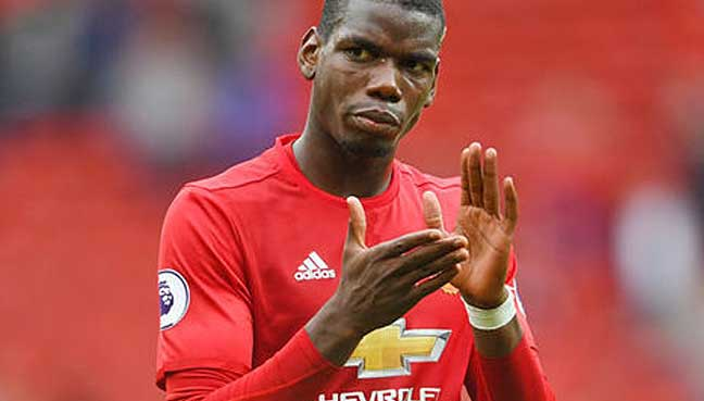 Manchester United's Paul Pogba: Winning trophies 'all that matters'