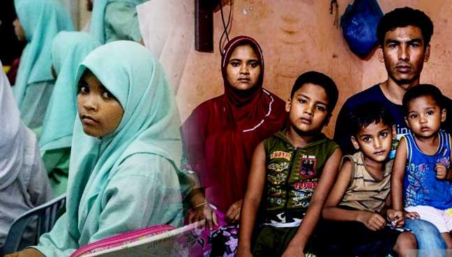 rohingya-family-malaysia-1