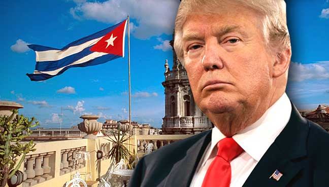 Many Cuban exiles embrace Trump policy but want more