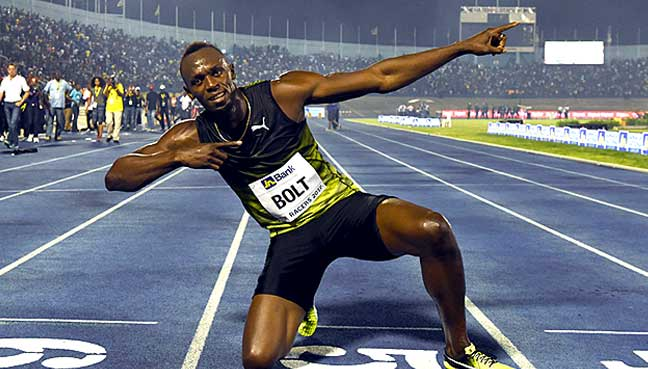 Retiring Bolt the 'Ali of Athletics' - Coe