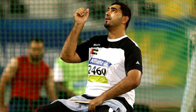 Paralympic javelin thrower KILLED by metal pole at training ground