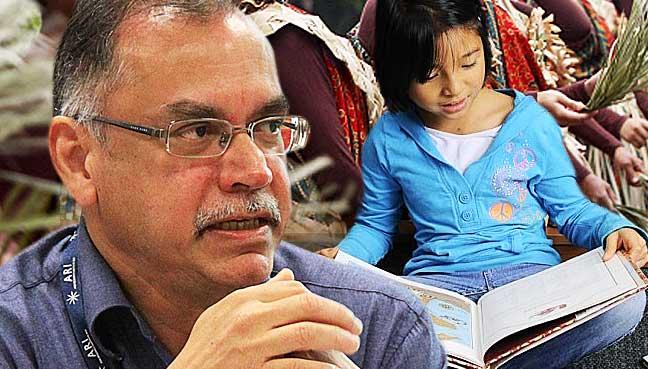 Alberto-Gomes-teach-orang-asli