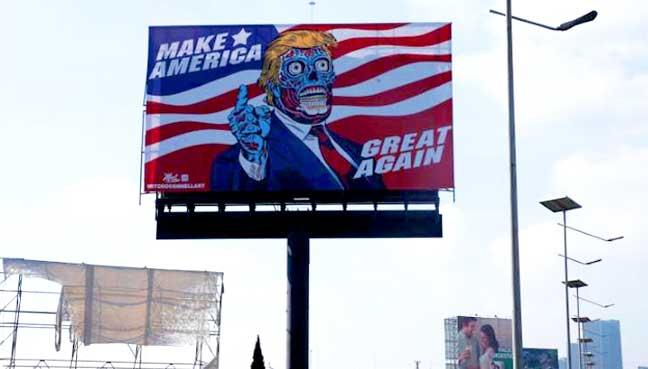 Alien-Donald