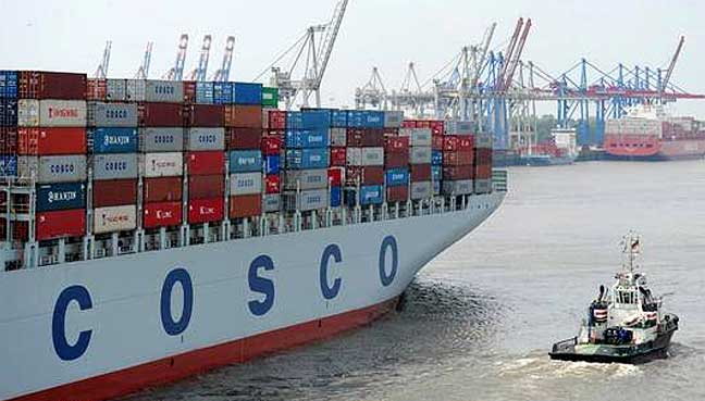 Cosco Shipping to acquire OOIL for $6.3bn