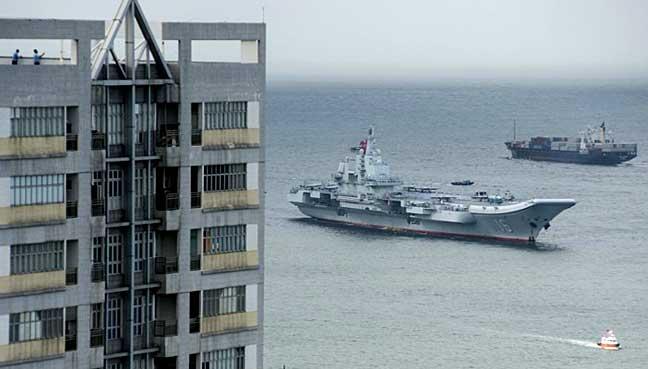 Chinese-aircraft-carrier-Li