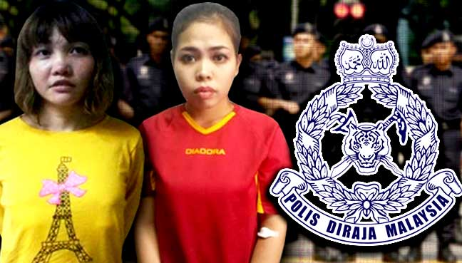 Suspects to plead innocent over Kim Jong Nam's assassination