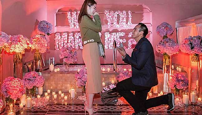 Vincent Tan S Daughter Engaged To Naza Boss Free Malaysia Today