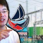 Junz-Wong-parti-warisan-sabah-power-plant
