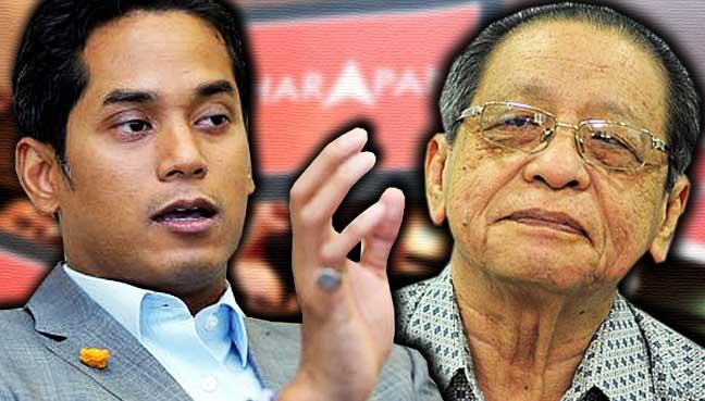 Khairy-Jamaluddin-lim-kit-siang-pakatan-harapan-1