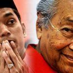 Khairy-Jamaludin-Mahathir