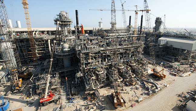 LNG-project