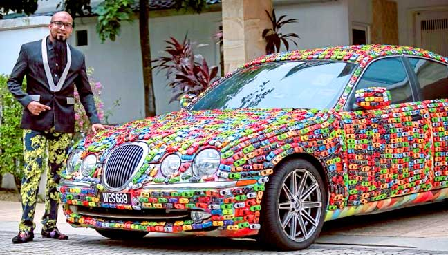 Hot Wheels On Jaguar A Fantasy Turned Reality Thai