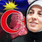 Merve-Kavakci-malaysia-ban-hijab-turki-duta