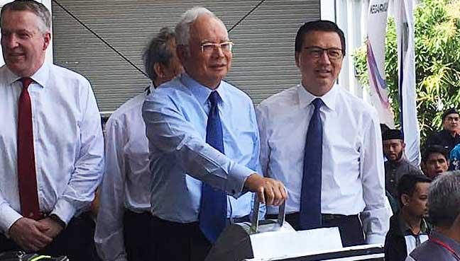 Najib-MAS