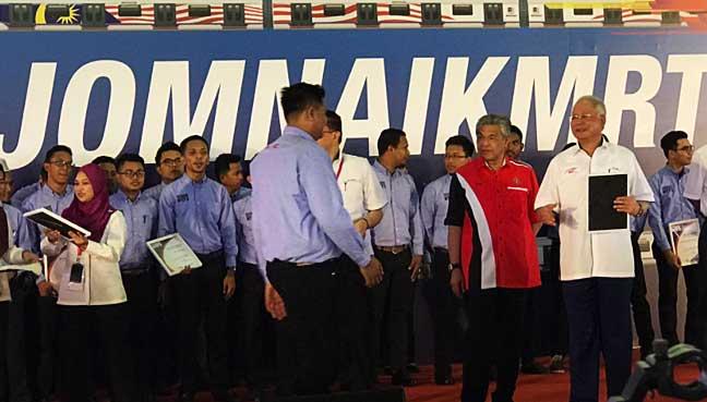 Najib-MRT