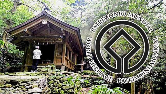 Japan island that bans women is Unesco Heritage site
