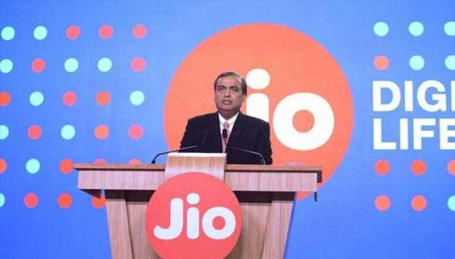 Reliance Jio added 7 customers per second: Mukesh Ambani
