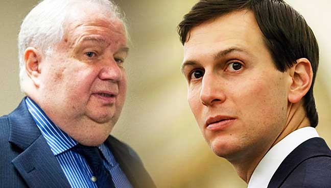 Russian ambassador Sergey Kislyak ends tenure at Washington embassy