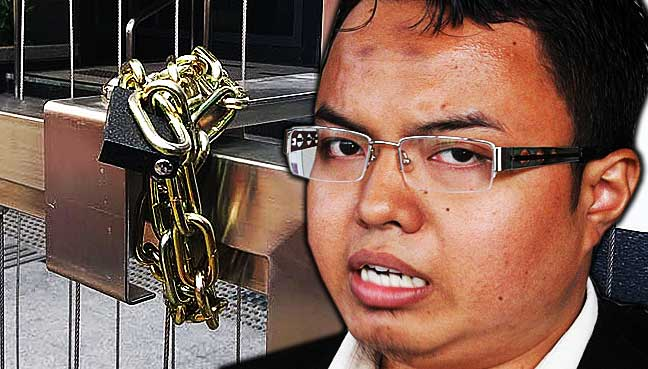 Shazni Pleads Not Guilty To Locking Ec Gate Free