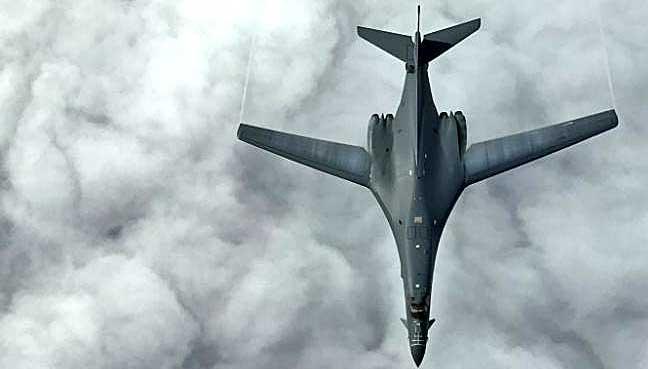 US-bomber