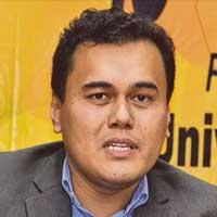 Universiti Utara Malaysia (UUM) lecturer Professor Azizuddin Mohd Sani