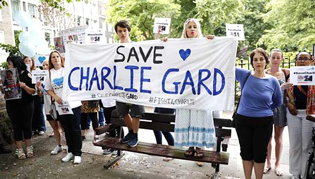 Charlie Gard could be given United States residency to get treatment