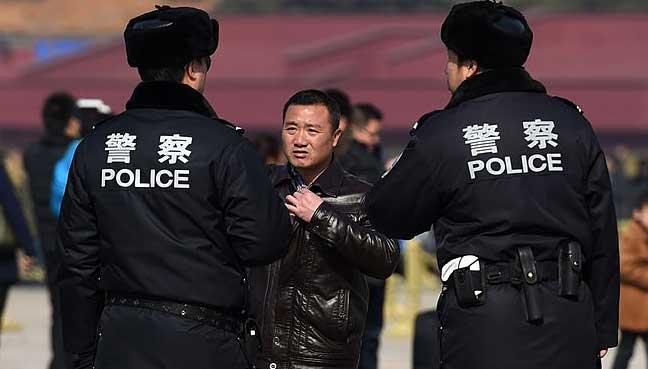 china-police