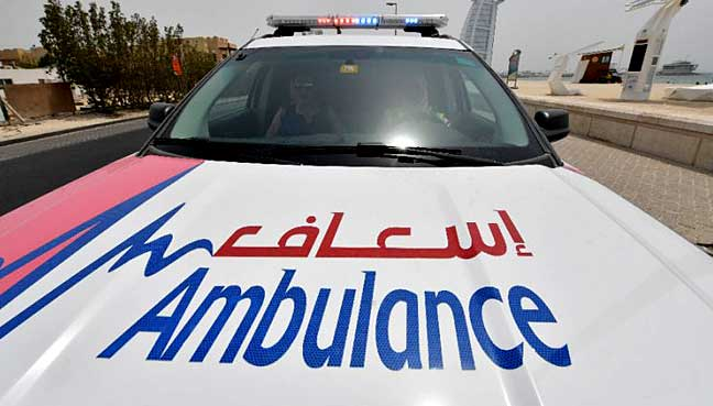 Medics in pink: Dubai launches women-only ambulances