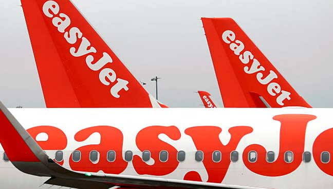 Easyjet flies into trouble over profits fall
