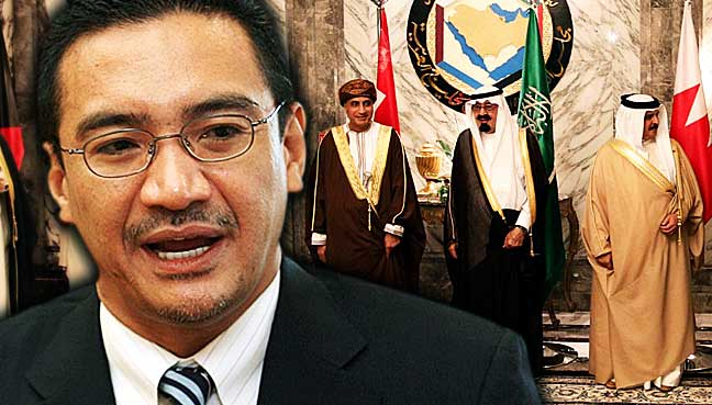 hishamudin-Qatar-Gulf-crisis