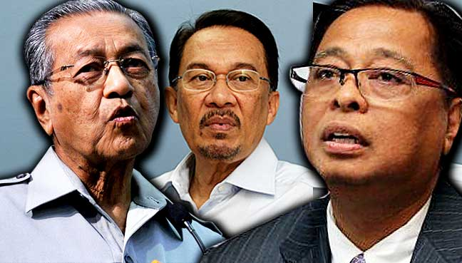 Anwar's supporters upset with Dr Mahathir's leadership of opposition alliance