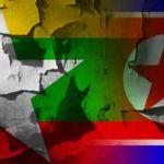 myanmar-north-korea