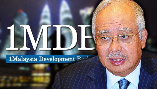 Image result for najib 1mdb