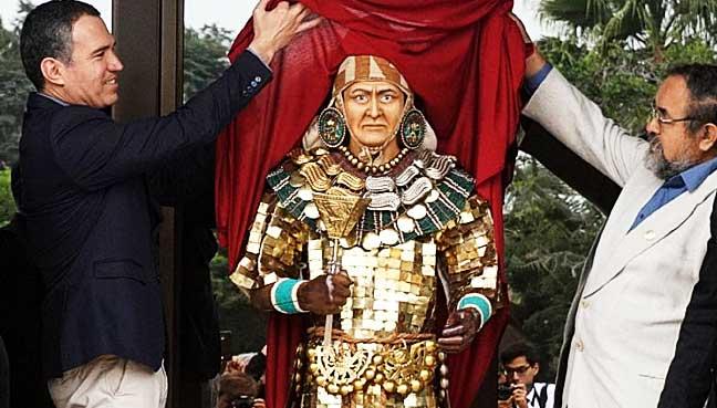 pre-Columbian-ruler