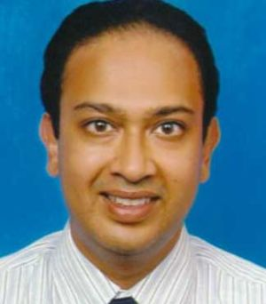 Roshan Gunalan, a consultant orthopaedic surgeon at the UM Specialist Centre