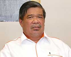 "Mohamad Sabu said Mahathir is no longer the ""dictator"" he once was"