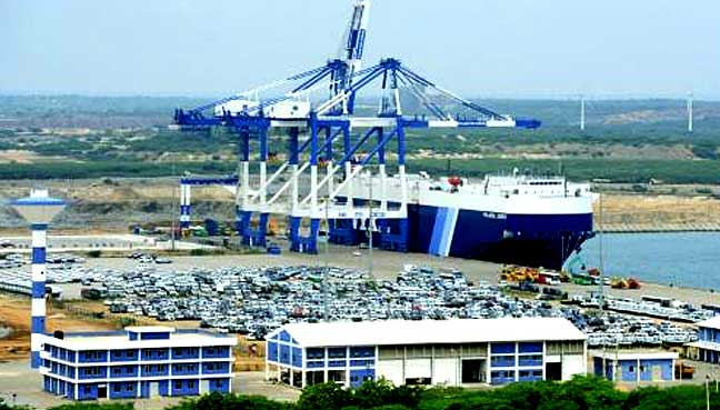 China Merchants Port in Sri Lankan deal