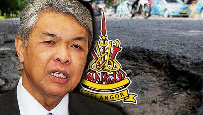 zahid-hamidi-jalan-selangor-malaysia