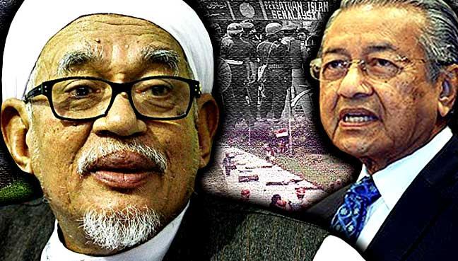 Why break your silence after 32 years, Hadi?