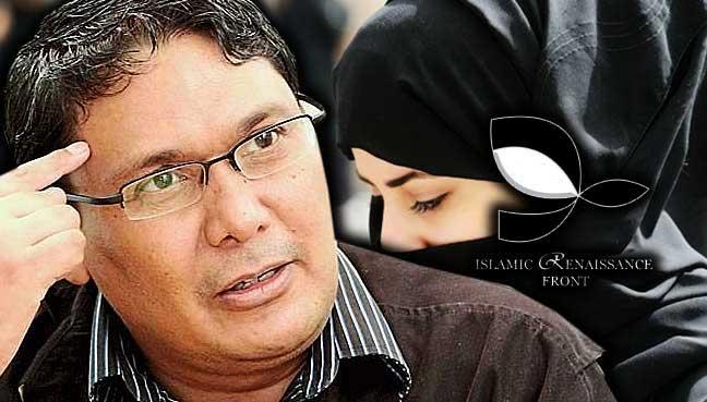 Ahmad-Farouk-Musa-niqab