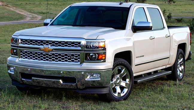General Motors recalls almost  800000 pickup trucks worldwide