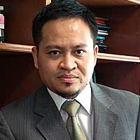 Universiti Kebangsaan Malaysia associate professor Faisal S Hazis