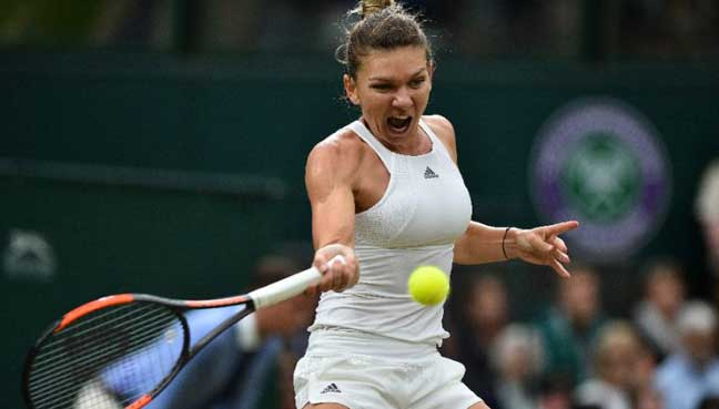 Citi Open: Simona Halep beats Sloane Stephens in straight sets