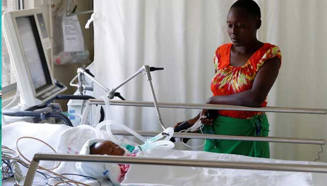 Six month-old Baby Pendo succumbs to police injuries in Kisumu