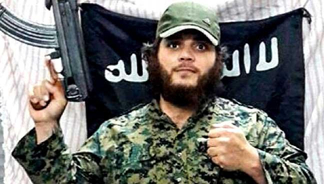 Australian terrorist Khaled Sharrouf killed in airstrike