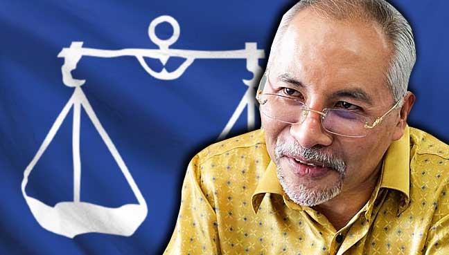 Mohamad-Khir-Toyo-bendera-bn