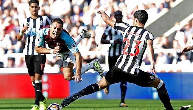 Atsu stars in Newcastle's win over West Ham