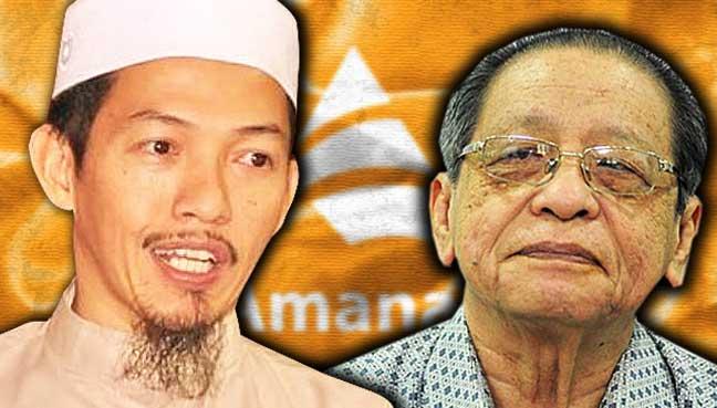 Nik-Mohamad-Abduh-Nik-Aziz-Lim-Kit-Siang-bendera-amanah